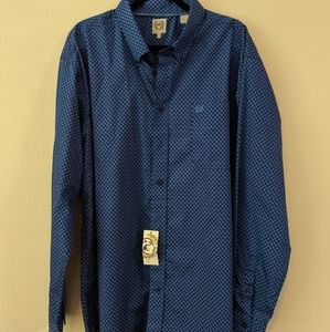 NWT Cinch Button Up